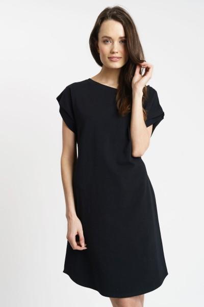 ELLIE DRESS cotton black
