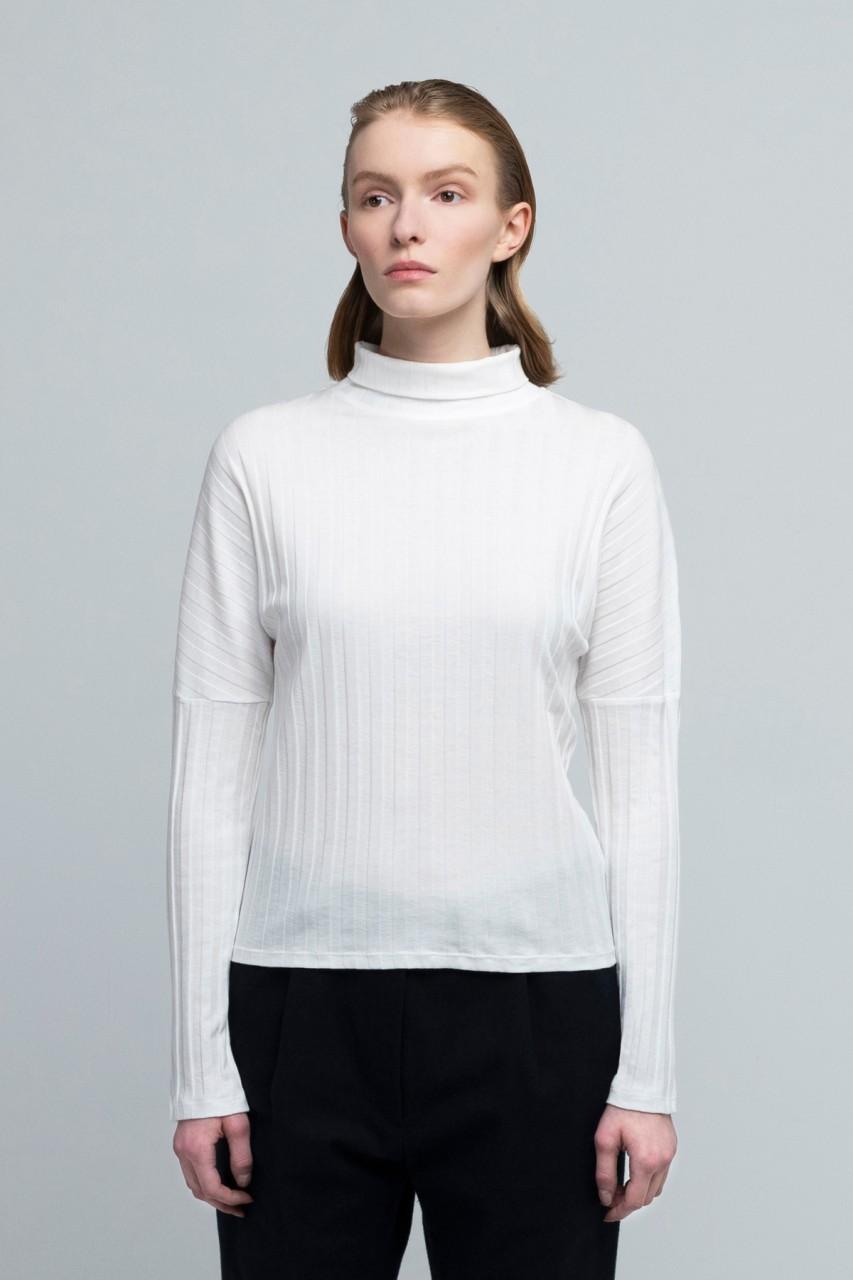 AUDREY SHIRT cotton white